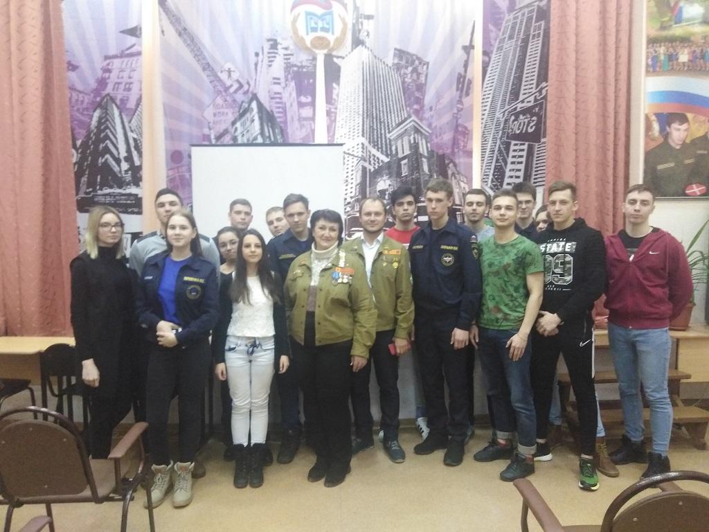 Встреча с руководителем Пензенского отделения РСО