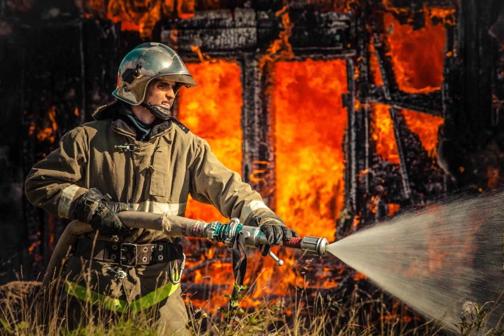 С Днем Пожарной охраны!