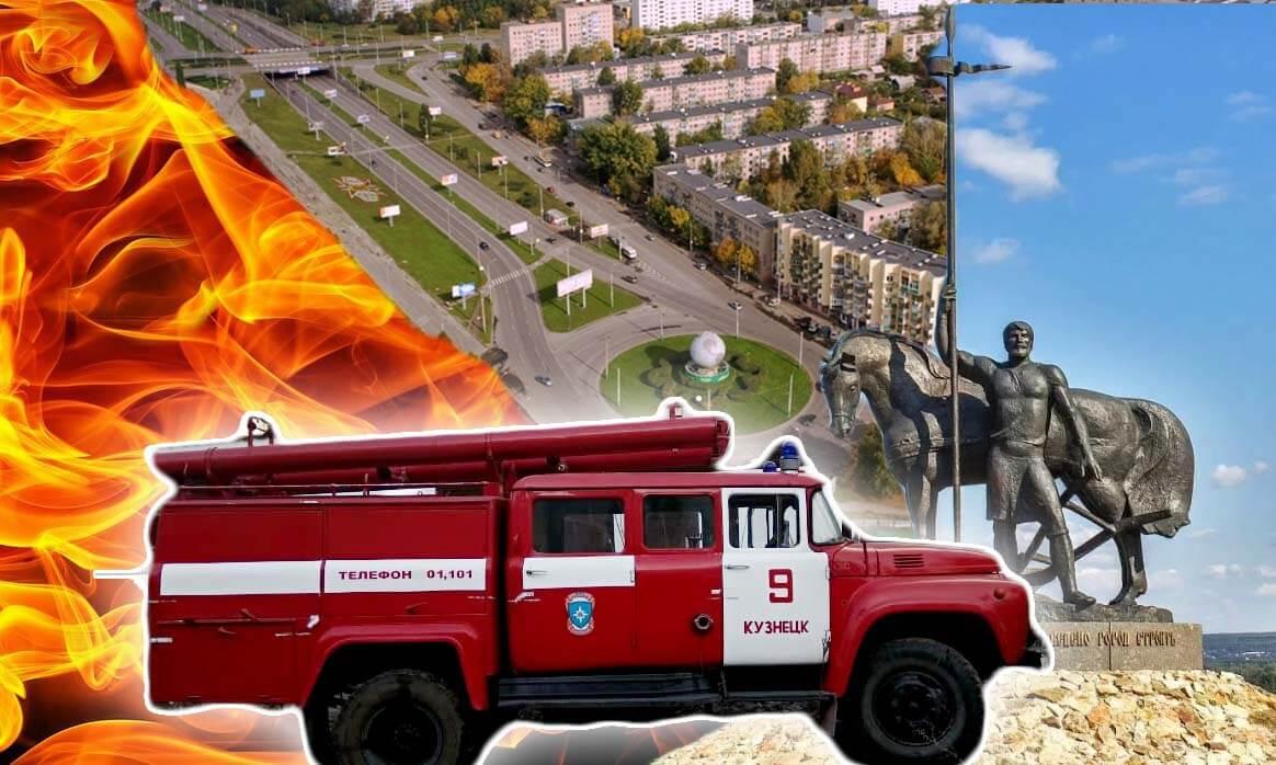 Вооружение кафедры «Пожарная безопасность» пополнила пожарная машина