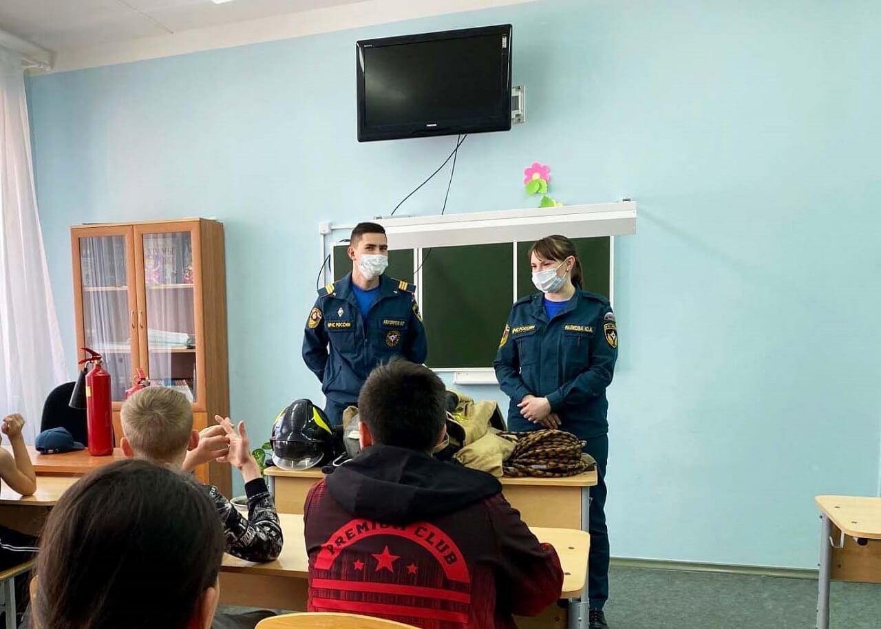 Посещение социально-реабилитационного центра для детей и молодых инвалидов