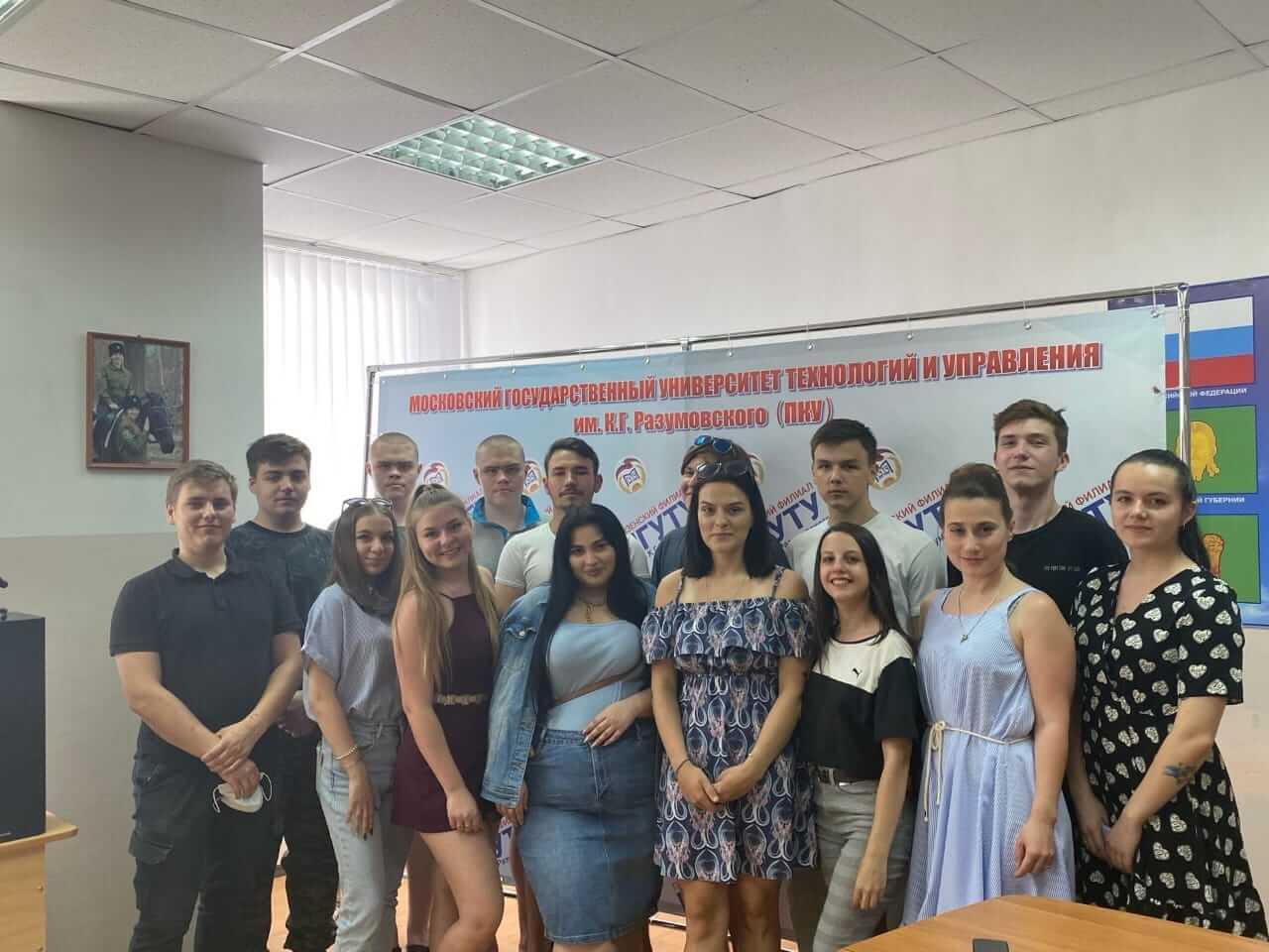 Студенты ПКИТ вошли в РСО
