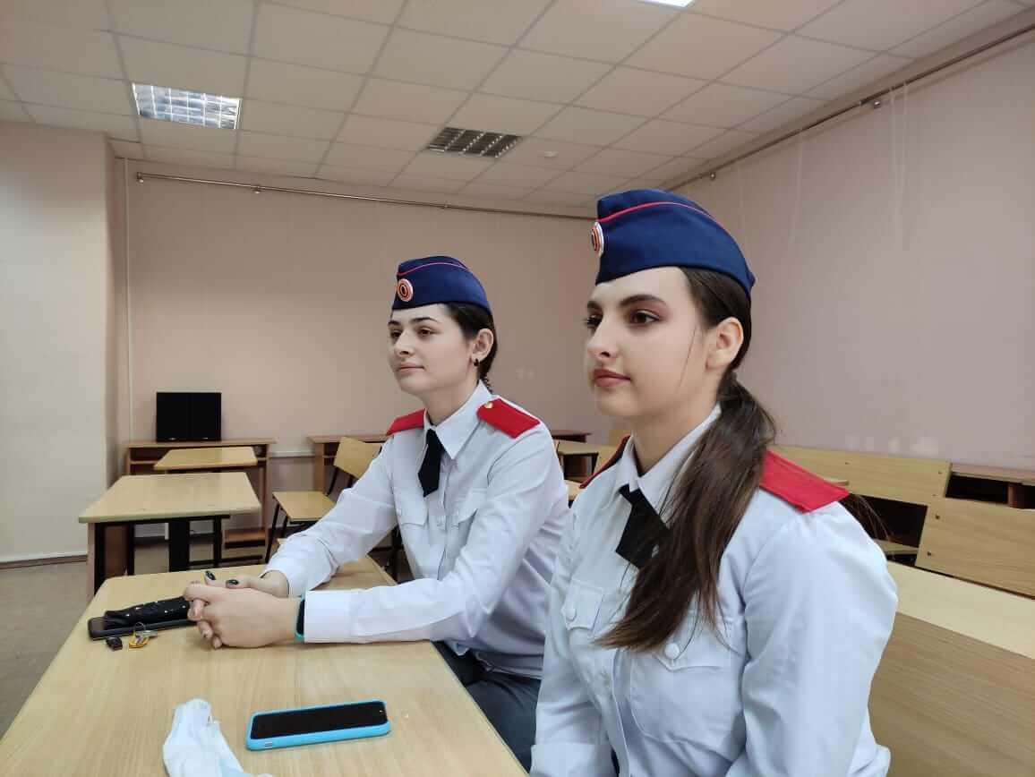 Съезд казачьей молодежи
