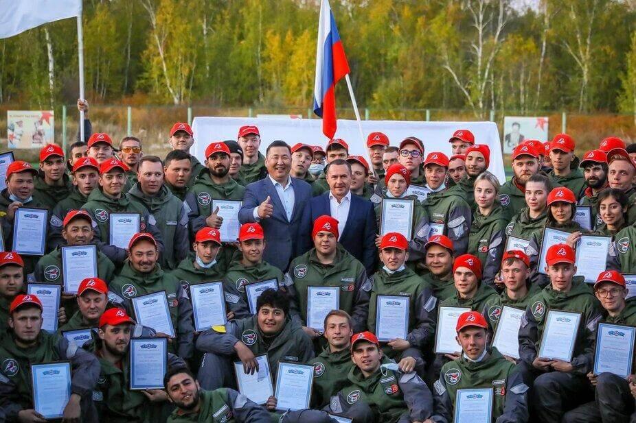 Наши студенты участники молодежного крыла Общероссийского народного фронта